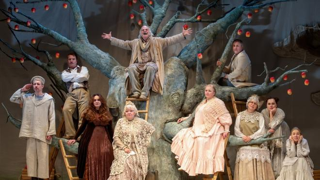 Молодежный театр на Фонтанке открывает новый сезон с 16 сентября