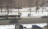 На Коломяжском петербуржец погиб при попытке зайти в автобус