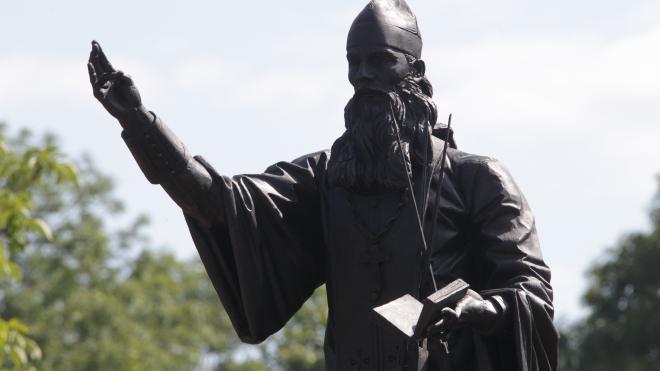 В Царском Селе открыли памятник героям Первой мировой войны