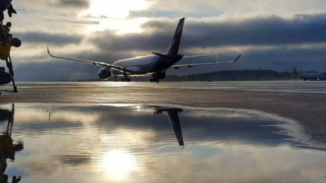 """""""Аэрофлот"""" спрогнозировал восстановление рынка авиаперевозок не ранее 2024 года"""