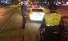 На Дунайском проспекте иномарка сбила девушку на пешеходном переходе