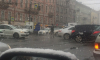 """Очевидцы: """"Гражданский регулировщик"""" пытался спасти положение на оживленном перекрестке"""