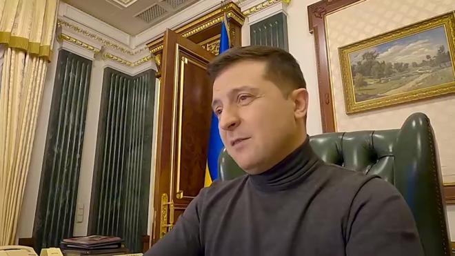 """Зеленский и Дуда обсудили противодействие """"Северному потоку — 2"""""""