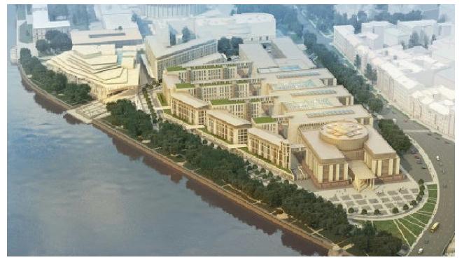 На Петроградской стороне появится судебный квартал