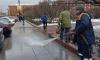 Коммунальные службы начали мыть улицы Северной столицы шампунем