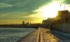 Петербургские спасатели ищут человека в Неве