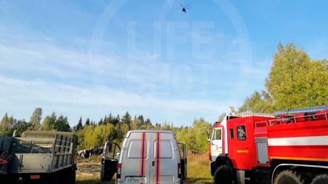 Упавший в Тверской области истребитель Су-30 был сбит Су-35