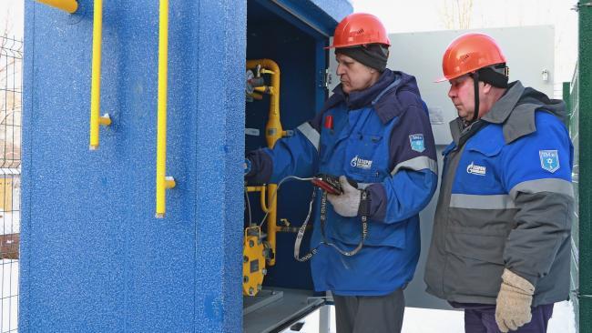 В Ленобласти в 2021-2025 годах будет газифицировано 412 населенных пунктов