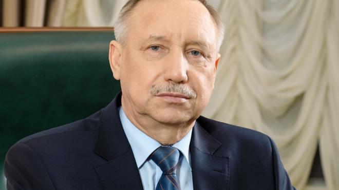 Врио губернатора Петербургавнесизменения в два закона онесовершеннолетних