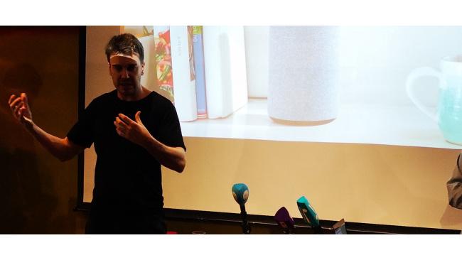 В Петербурге прошла презентация Мобильного художественного театра