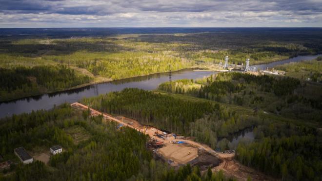 На строительство двух мостов и одного путевода в Ленобласти направят почти миллиард рублей