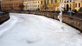 В канале Грибоедова появилась новая скульптура, она ...