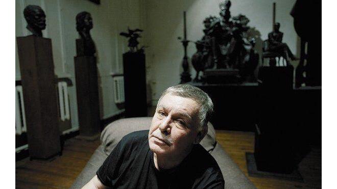 На 75-ом году жизни умер петербургский скульптор Владимир Горевой