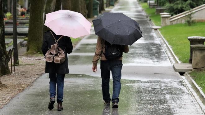 В четверг в Петербурге ждут штормовой ветер и дожди
