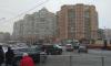 В Выборгском районе в час пик сломался трамвай: образовалась пробка