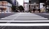 В Петербурге сузят пешеходные переходы ради экономии