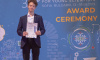 Петербургский школьник стал дипломантом Соревнования молодых учёных Европейского Союза