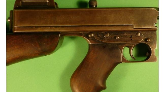 Оружие Бонни и Клайда продано за $210 тыс.