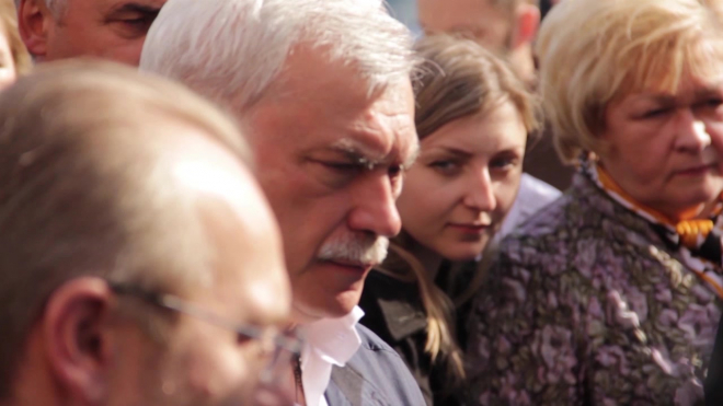 Полтавченко будет руководить группой по содействию в проведении выборов
