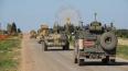 Россия и Турция провели третье совместное патрулирование ...