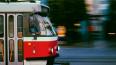 Движение четырёх трамваев по проспекту Энгельса возобнов...