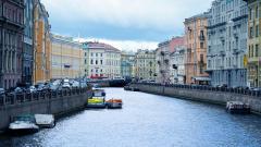 Загрузка отелей Петербурга в новогодние каникулы составила около 20%