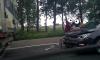 ДТП На Московском шоссе: женщина попыталась протаранить грузовик