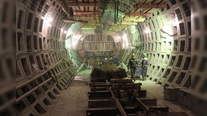 Китайская компания хочет построить метро в Петербурге
