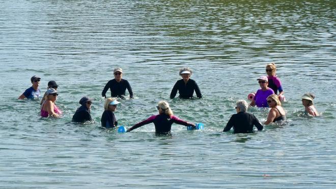 Вокруг Петропавловской крепости проплывут 590 спортсменов