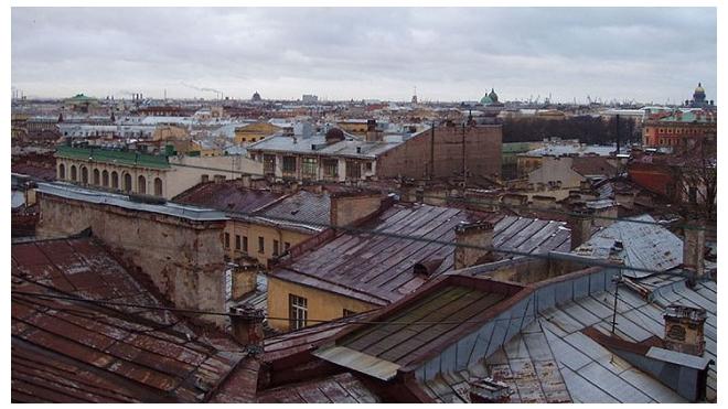 Глава Фрунзенского района обманул губернатора Петербурга о готовности крыш