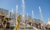 В Петергофе отменили запуск фонтанов
