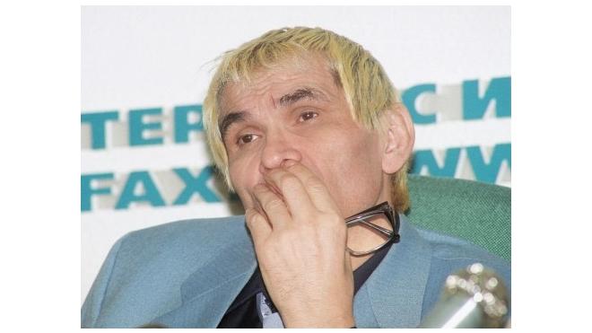 Воры залезли в московскую студию Бари Алибасова, украв аппаратуру и деньги