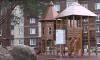 Выборг - инициативы жителей воплощаются: на улице Гагарина появился новый детский городок