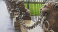 Среди 29 львов с дачи Кушелева-Безбородко нашли поддельн...