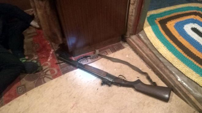 В Череповце отец застрелил дочь из ружья