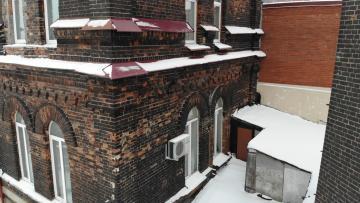ГАТИ оценила состояние нежилого здания на проспекте ...