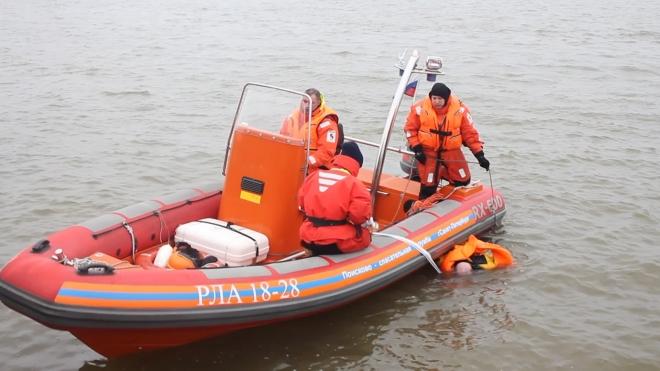Скелет утопленника без рук и ноги плавал в реке под Петербургом