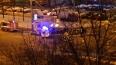 Серьезное ДТП с участием полицейских произошло в Петербу...
