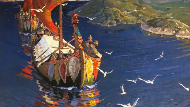 Из Сербии в музеи Петербурга и Ленобласти передадут семь картин Рериха