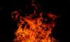 В пожаре на улице Хошимина сгорел мужчина и пострадала женщина