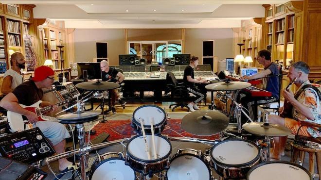 Группа Rammstein записала новый альбом в 2020 году