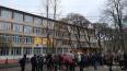 В школе Приморского района контрольную прервала эвакуаци...