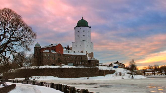 Выборг определен как самый востребованный малый город для весеннего туризма