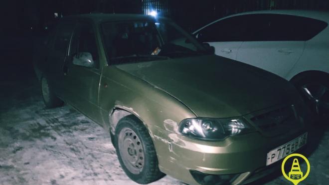 Мигрант без прав пытался скрыться от ДПС в Петербурге