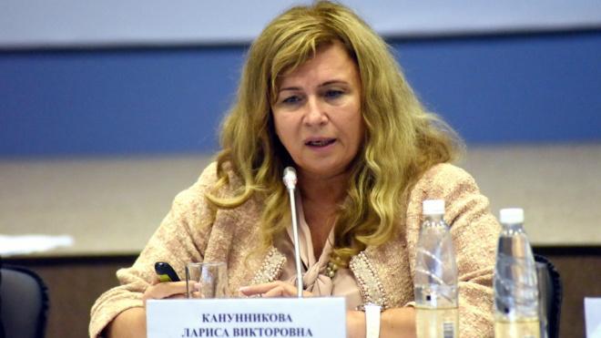 Лариса Канунникова перешла из КГА в Комитет по благоустройству