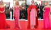 Звезды выбрали все оттенки розового для венецианского кинофестиваля