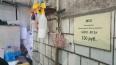 """В Колпино полицейские изъяли тонну """"омывайки"""" с метаноло..."""
