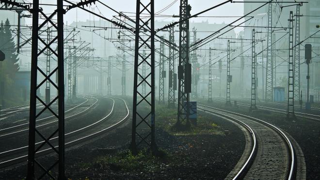 В Туле поезд насмерть сбил мужчину