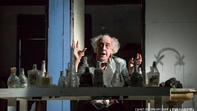 Народный артист России Сергей Мигицко празднует юбилей