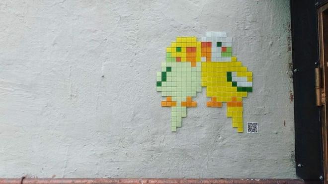 """Уличная художница pixelidilliarkke: """"У каждого есть возможность делать лицо города"""""""